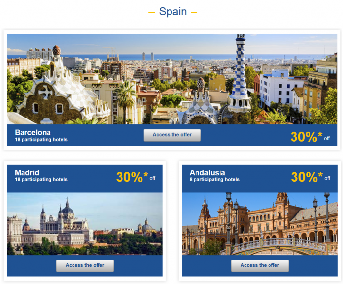 Le Club Accorhotels Weekly Private Sales 30 to 50 Percent Off January 20 2015 12