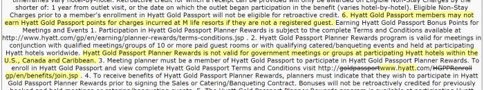 Hyatt Gold Passport Mlife Government
