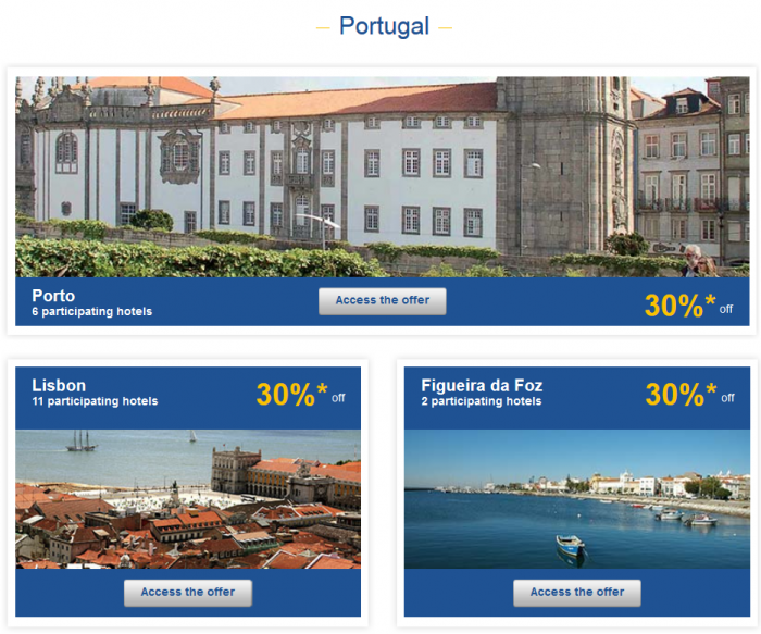 Le Club Accorhotels Europe North America Private Sales February 3 2015 Portugal 1