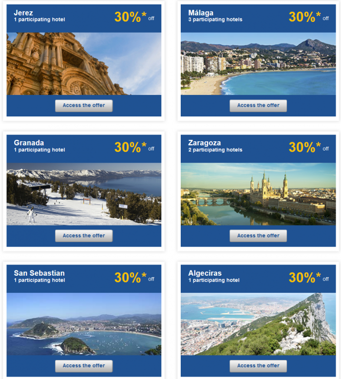 Le Club Accorhotels Europe North America Private Sales February 3 2015 Spain 2