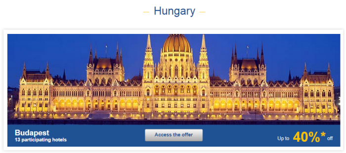 Le Club Accorhotels Private Sales February 17 2015 Hungary 1