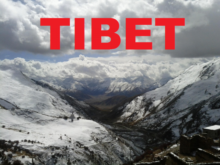 tibet how to get there