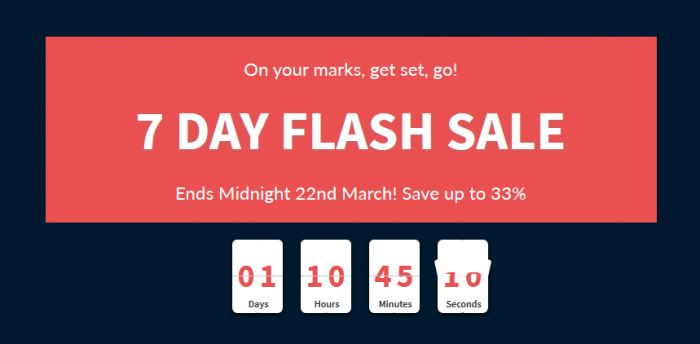 Hilton HHonors EMEA 7 Day Up To 33 Percent Off Flash Sale March 16 - 22 2015 Last Call