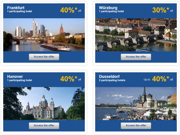Le Club Accorhotels Private Sales March 10 - 16 2015 Germany 2