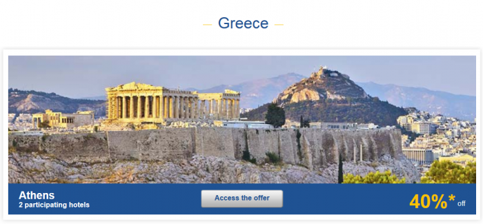 Le Club Accorhotels Private Sales March 10 - 16 2015 Greece 1