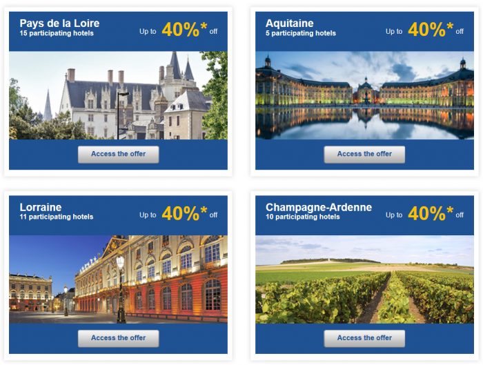 Le Club Accorhotes Private Sales March 2 2015 France 3