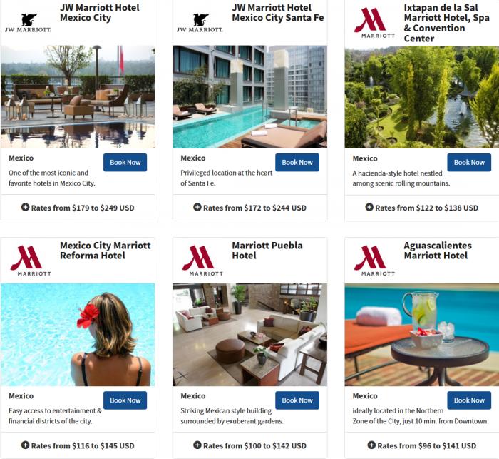 Marriott Rewards Latin America & The Caribbean Easter Offer 2015 2
