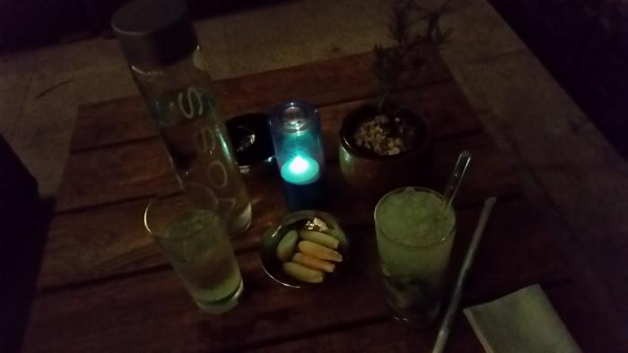 Park Hyatt Zanzibar Bar Drinks