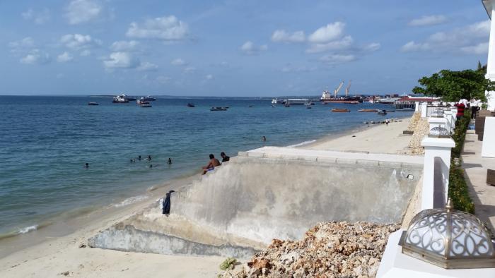 Park Hyatt Zanzibar Pool View Of The Beach