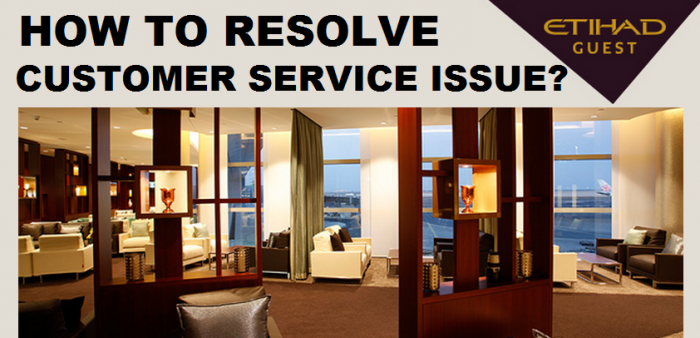 Etihad Airways Etihad Guest Customer Service