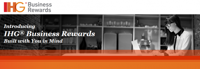 IHG Rewards Club Business Rewards