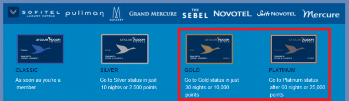 Le Club Accorhotels 10,000 Bonus Points Offer May 4 August 31 2015 Status