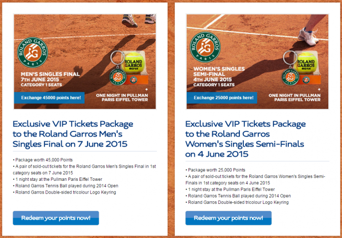 Le Club Accorhotels French Open 1