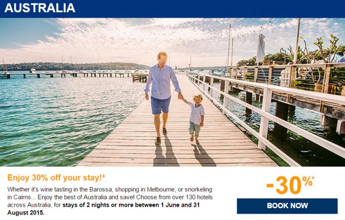 Le Club Accorhotels Private Sales April 2015 Australia