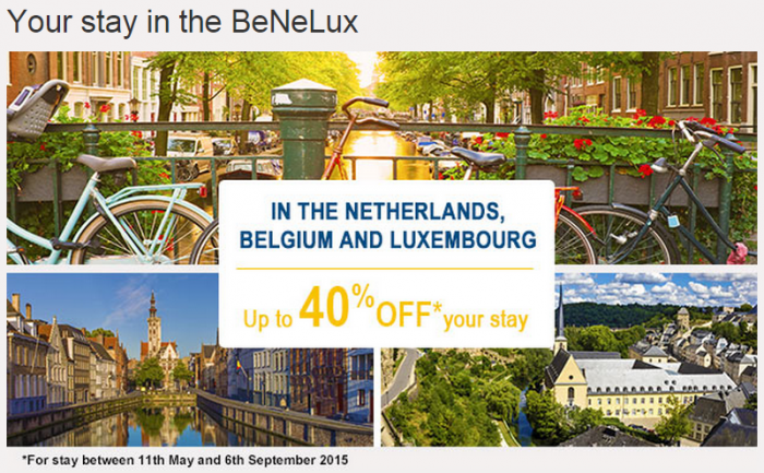 Le Club Accorhotels Private Sales April 2015 Benelux
