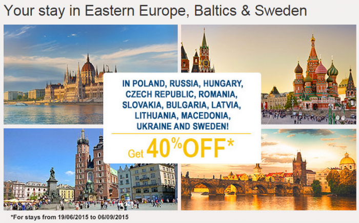 Le Club Accorhotels Private Sales April 2015 Eastern Europe Baltics Sweden