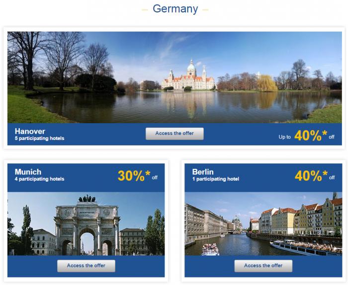 Le Club Accorhotels Weekly Sales April 1 2015 Germany 1