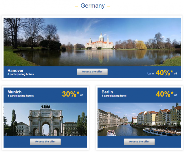 Le Club Accorhotels Weekly Sales April 7 Germany 1