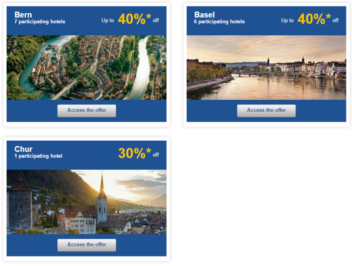 Le Club Accorhotels Weekly Sales April 7 Switzerland 2