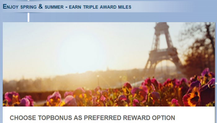 Le Club Accorhotels Airberlin Topbonus Triple Miles May 1 - June 30 2015
