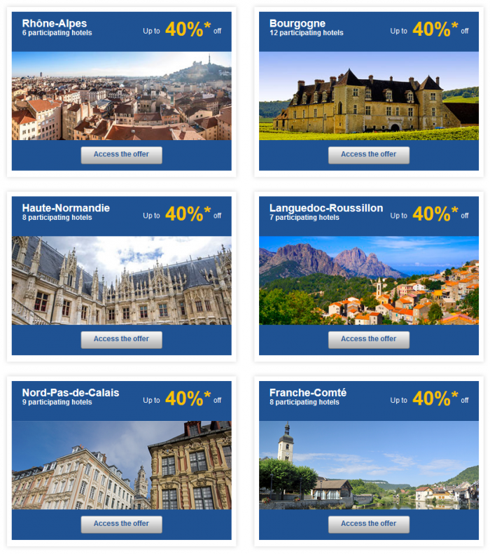 Le Club Accorhotels Private Sales May 12 - 19 2015 France 2