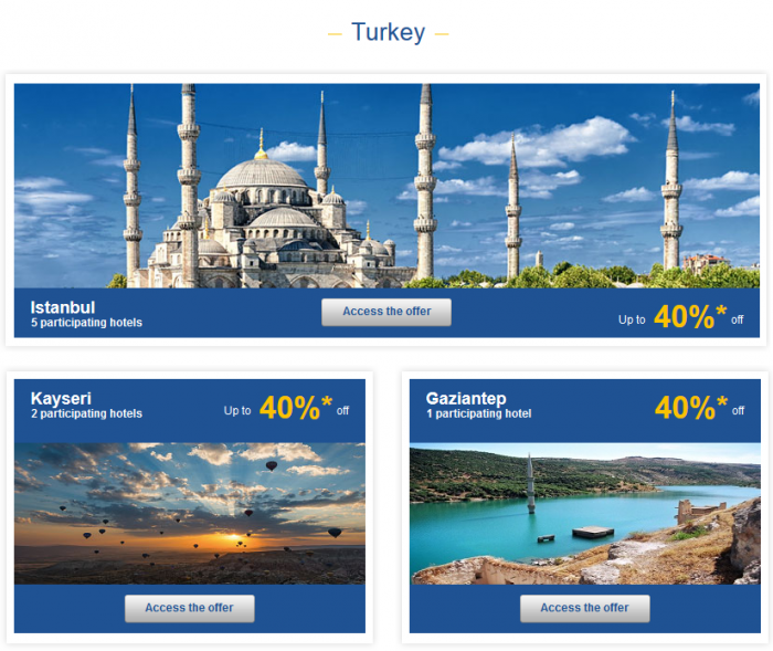 Le Club Accorhotels Private Sales May 26 - June 1 2015 Turkey 1