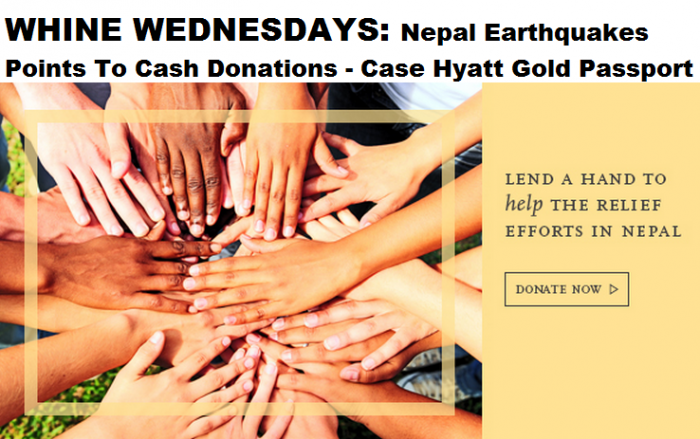 Whine Wednesdays Hyatt Nepal