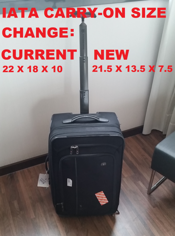 frontier carry on bag size - Siteze