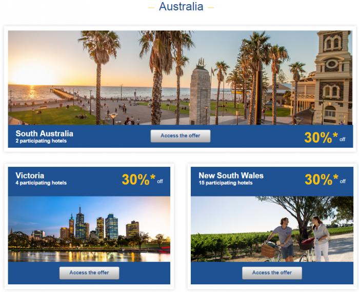Le Club Accorhotels Asia-Pacific Private Sales June 6 Australia 1