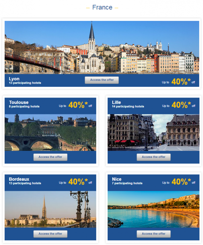 Le Club Accorhotels France 1