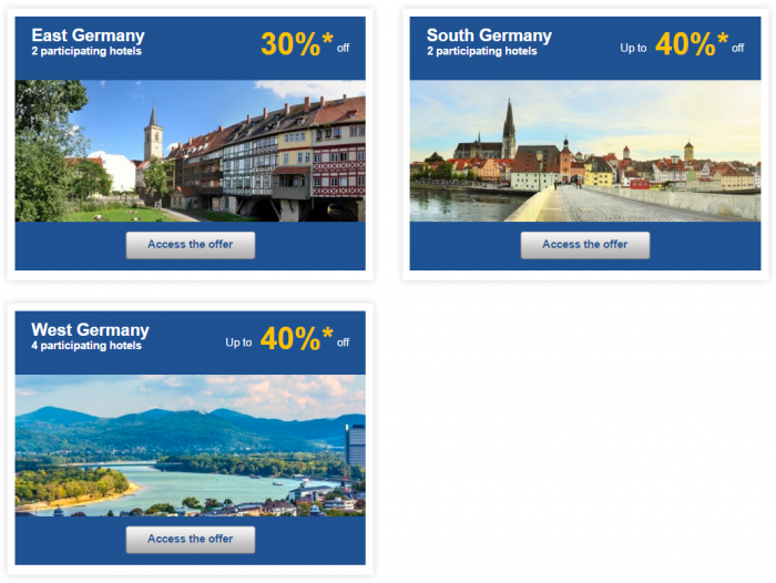Le Club Accorhotels Weekly Private Sales July 13 - 20 2015 Germany 4