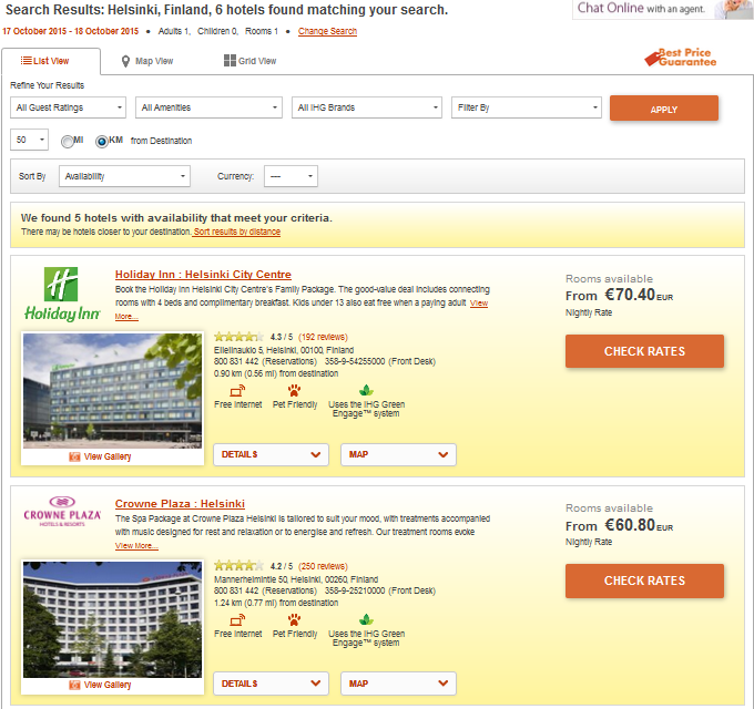 IHG Rewards Club Europe 20 To 30 Percent Off Partner Discount General Search 1