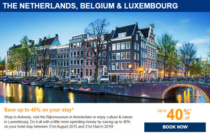 Le Club Accorhotels August 2015 Private Sales Benelux