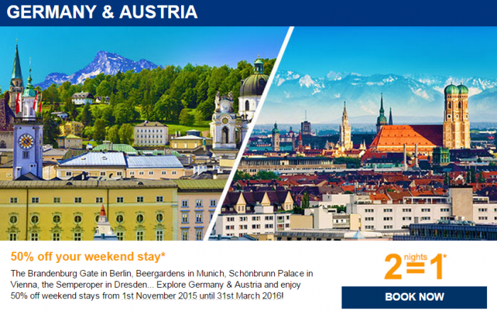 Le Club Accorhotels August 2015 Private Sales Germany & Austria