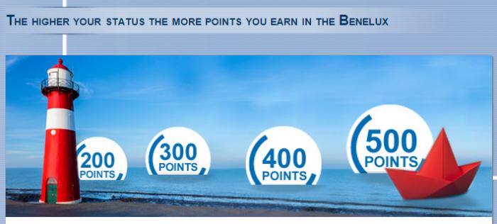 Le Club Accorhotels Belgium Netherlands Luxembourg 200 - 500 Bonus Points August 24 - September 30, 2015