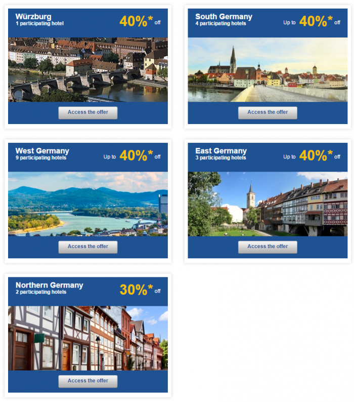 Le Club Accorhotels Europe Up To 50 Percent Off Private Sales Germany 3