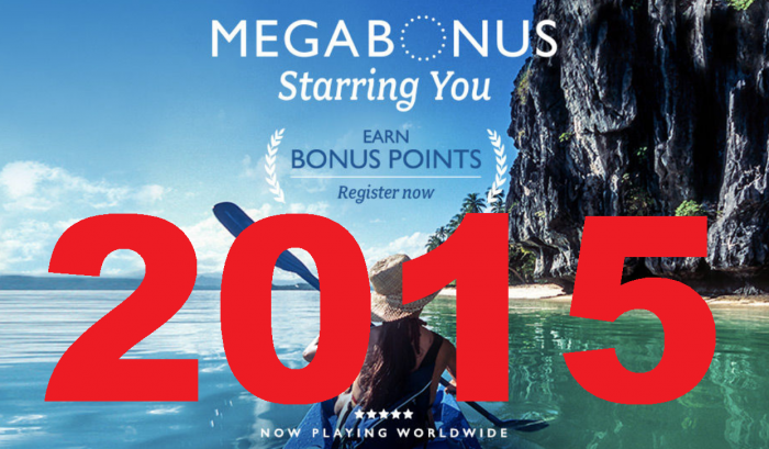 Marriott Rewards MegaBonus 2015