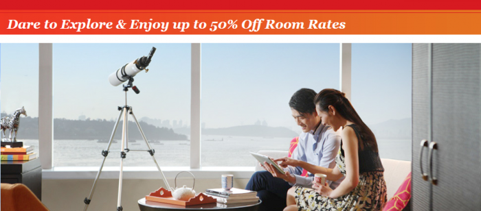 IHG Rewards club Greater China National Day Sale Up To 50 Percent Off Fall 2015