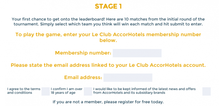 Le Club Accorhotels Rugby World Cup Stage 1