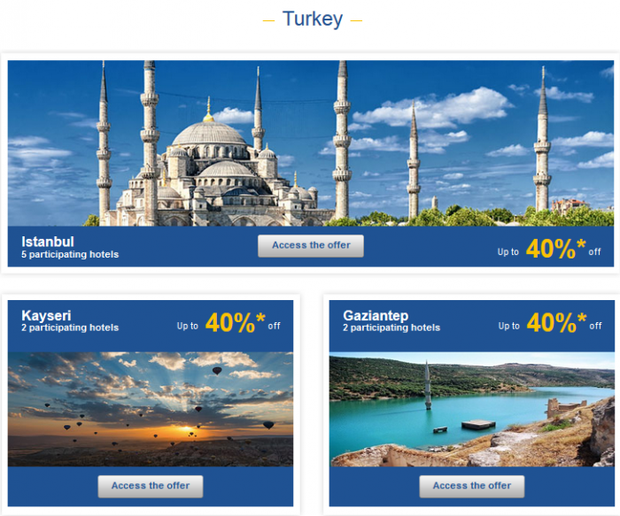 Le Club Accorhotels Weekly Private Sales Sep 15 Turkey1