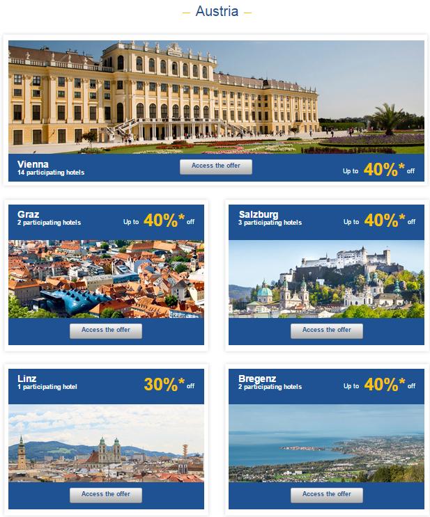 Le Club Accorhotels Weekly Private Sales Sep 22 Austria 1