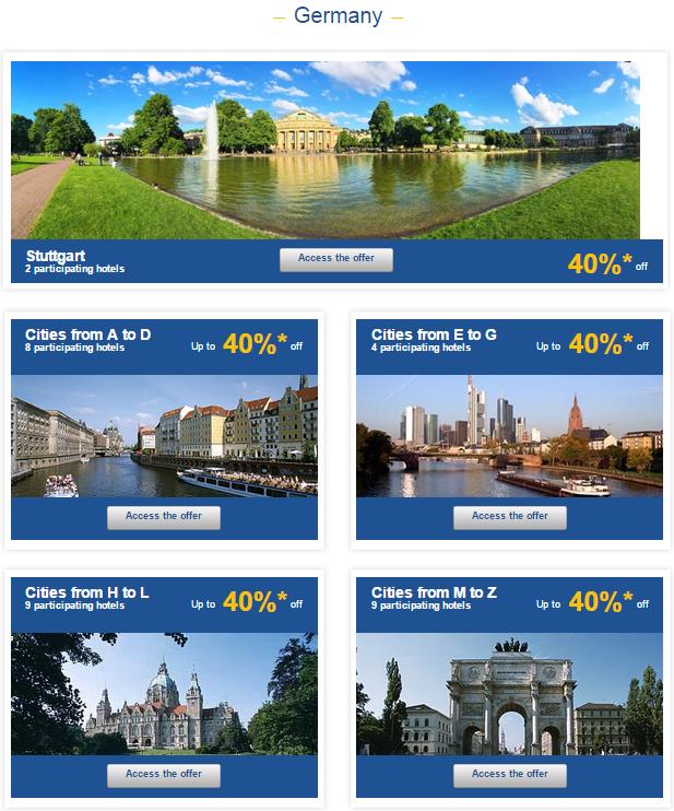 Le Club Accorhotels Weekly Private Sales Sep 22 Germany 1