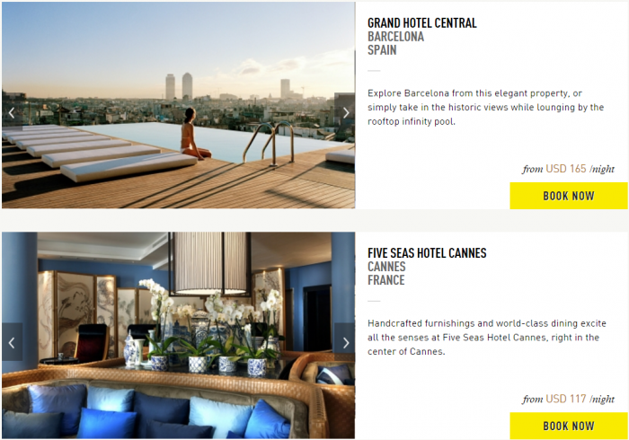 Design Hotels 40 Percent Off Sale Hotels 3