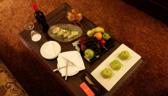 Fabulous Fridays Great Welcome Amenities IC Muscat