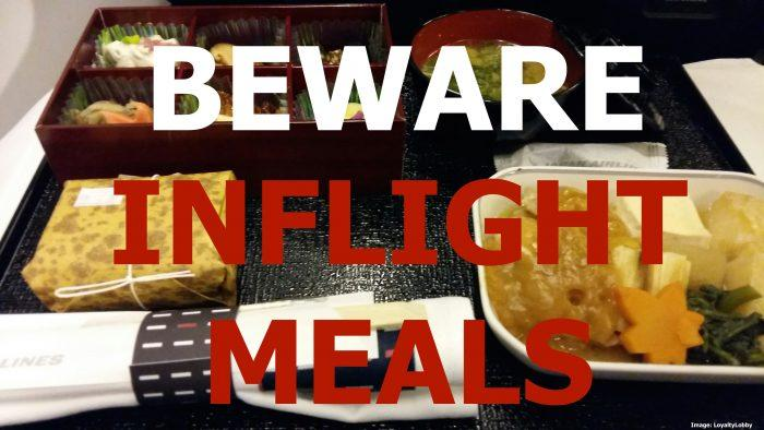 Inflight Meals Cover