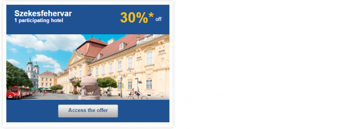 Le Club AccorHotels Weekly Sales Oct 21 Hungary 2