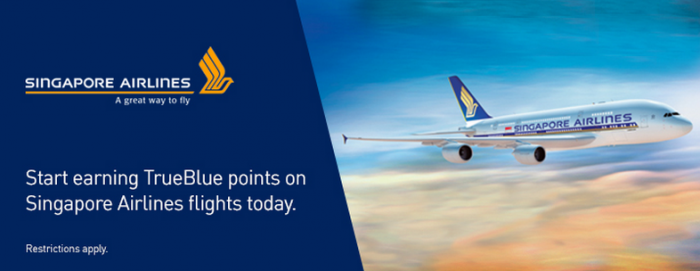 Singapore Airlines JetBlue Frequent Flier Partnership