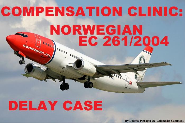 Compensation Clinic Norwegian