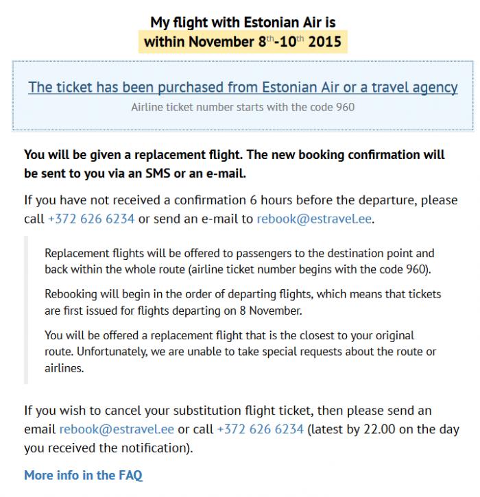 Estonian Air Goes Bankrupt 1