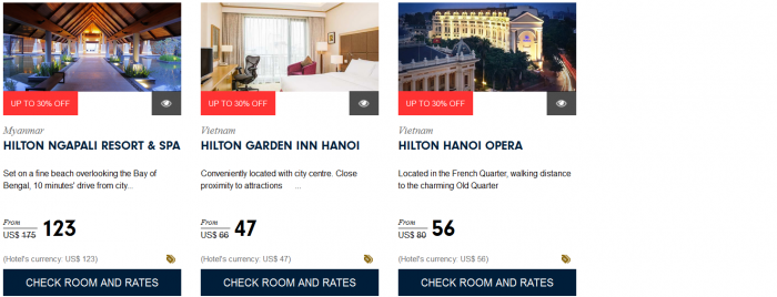 Hilton HHonors Southeast Asia Sale Up To 30 Percent Off Book By December 31 2015 7